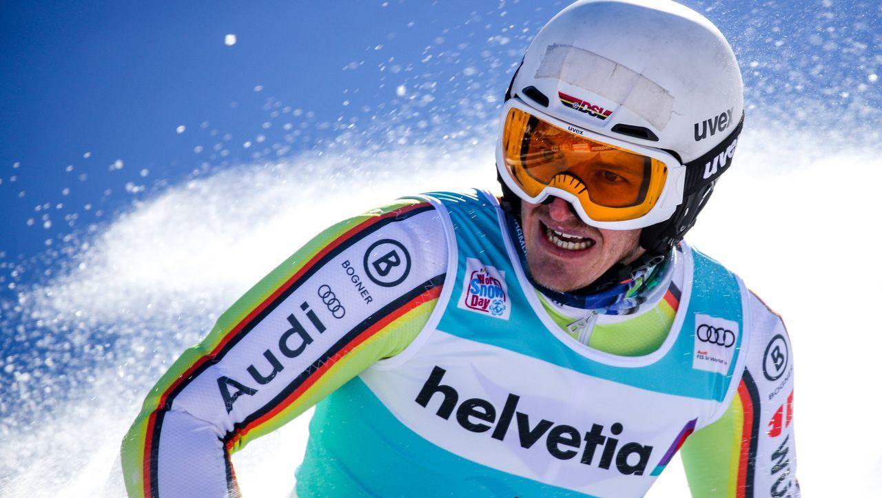 Linus Straßer bei der Ski-WM: Die Last ist verschwunden - DER SPIEGEL