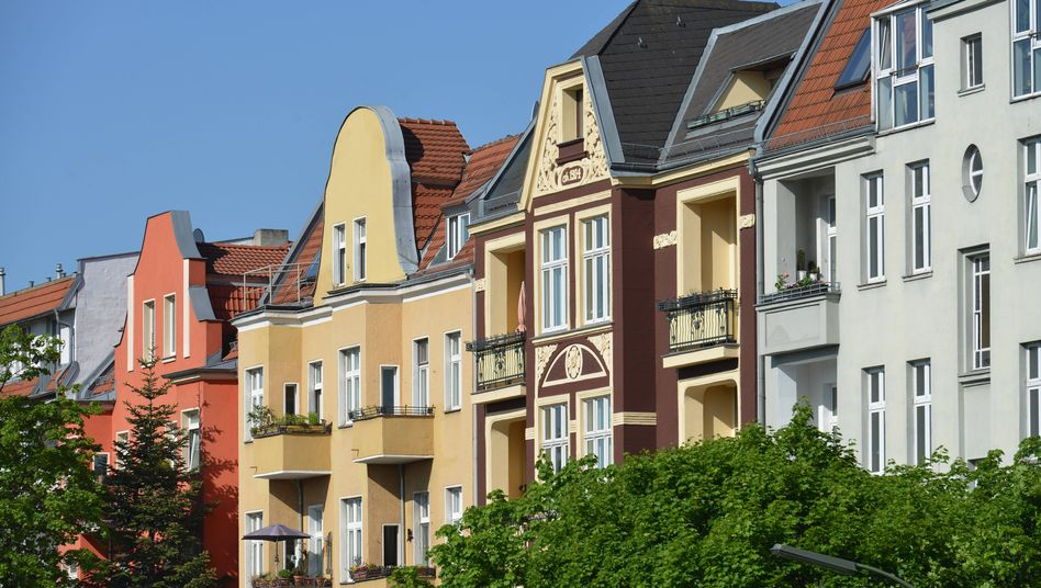 Altbauten in Berlin