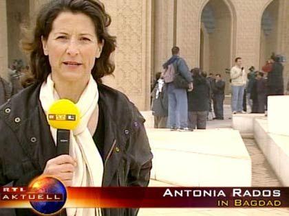 """Journalistin Rados: """"Reporterin mit Löwenherz"""""""