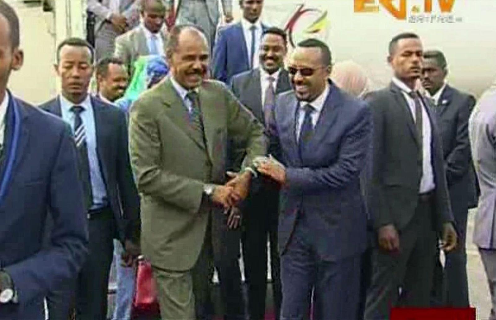 Äthiopien Eritrea