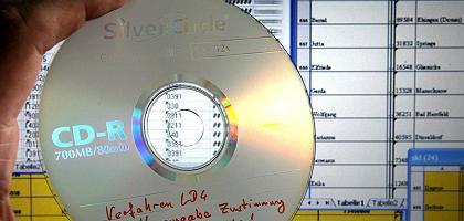 CD: Gesetz erlaubt Daten-Sammlung bei berechtigtem Interesse