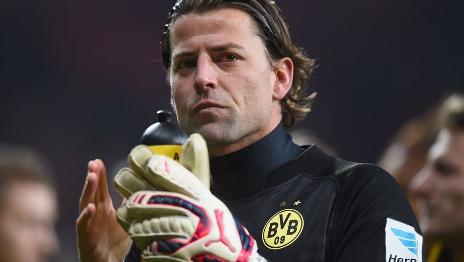 "BVB-Keeper Weidenfeller: ""Wichtiger Bestandteil unseres Kaders"""