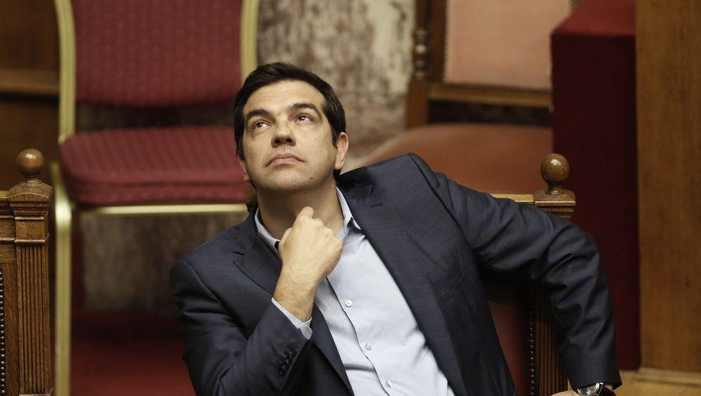 Neuwahlen in Griechenland: Tsipras und seine Rivalen