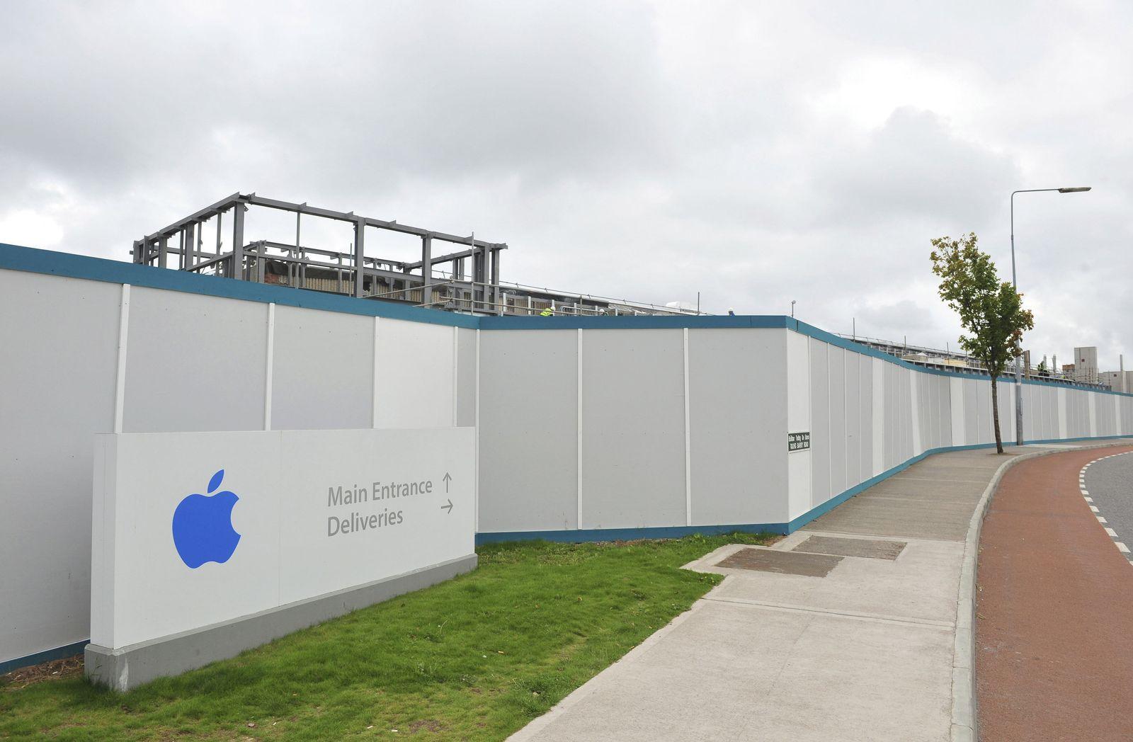 EU-APPLE/TAXAVOIDANCE Apple Irland