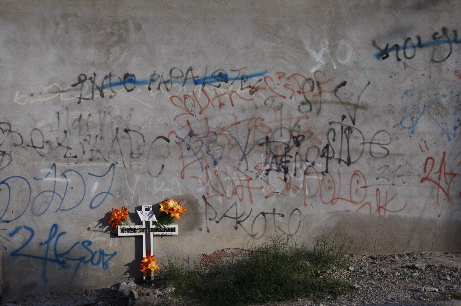 MEXICO Drogen Morde