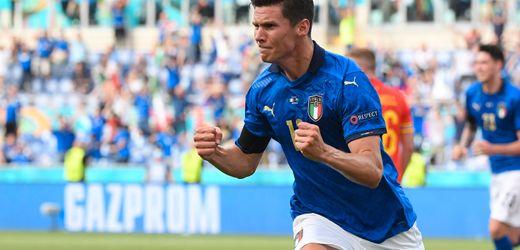 Fußball-EM 2021: Italien besiegt Wales und zieht ohne Gegentor ins Achtelfinale ein