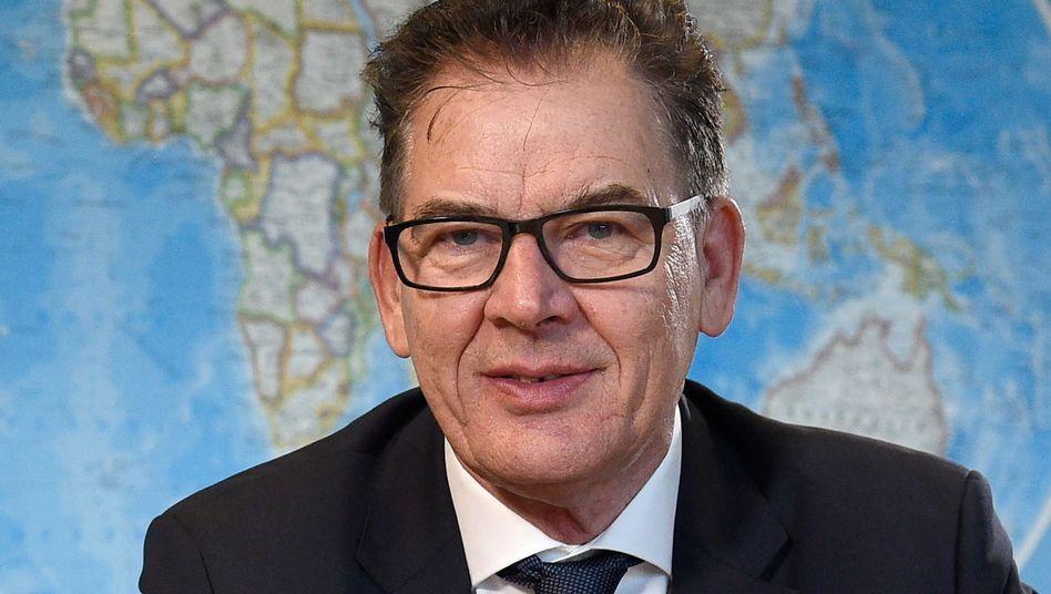 """Gerd Müller: """"Die Klimakonferenz ist in ihrer jetzigen Form weder zeit- noch klimagemäß"""""""