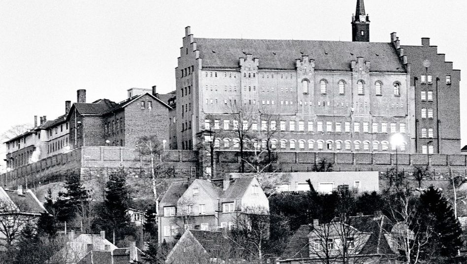 Gefängnis Hoheneck