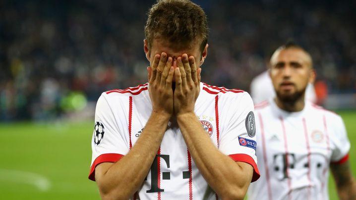 Champions-League-Analyse: Bedingt abwehrbereit
