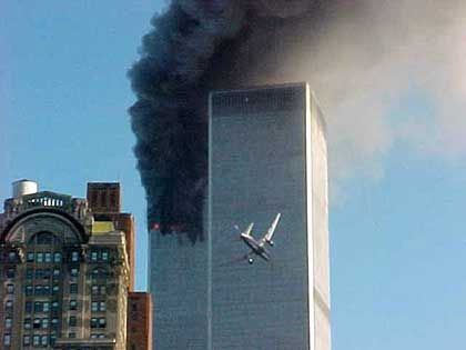 11. September 2001: Anschlag auf das World Trade Center