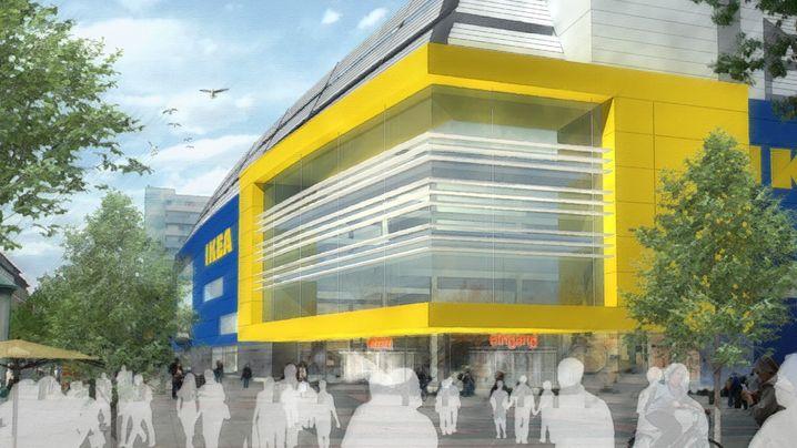 Ikea: Der Kampf um die Stadt
