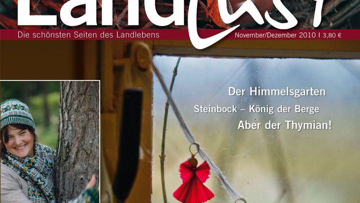 Zeitschriften-Boom: Ein Land im Erntedank-Fieber