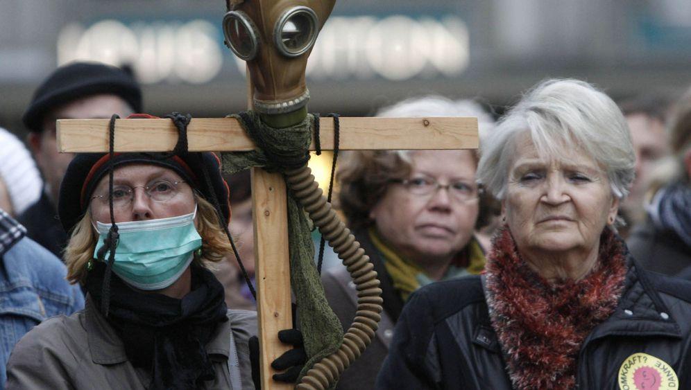 Deutsches Anti-AKW-Gefühl: Teelichte für den Sofortausstieg