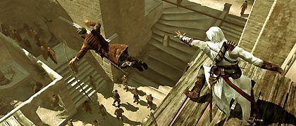 """Szene aus """"Assassin's Creed"""": Man vergisst fast, in einem Spiel zu sein"""