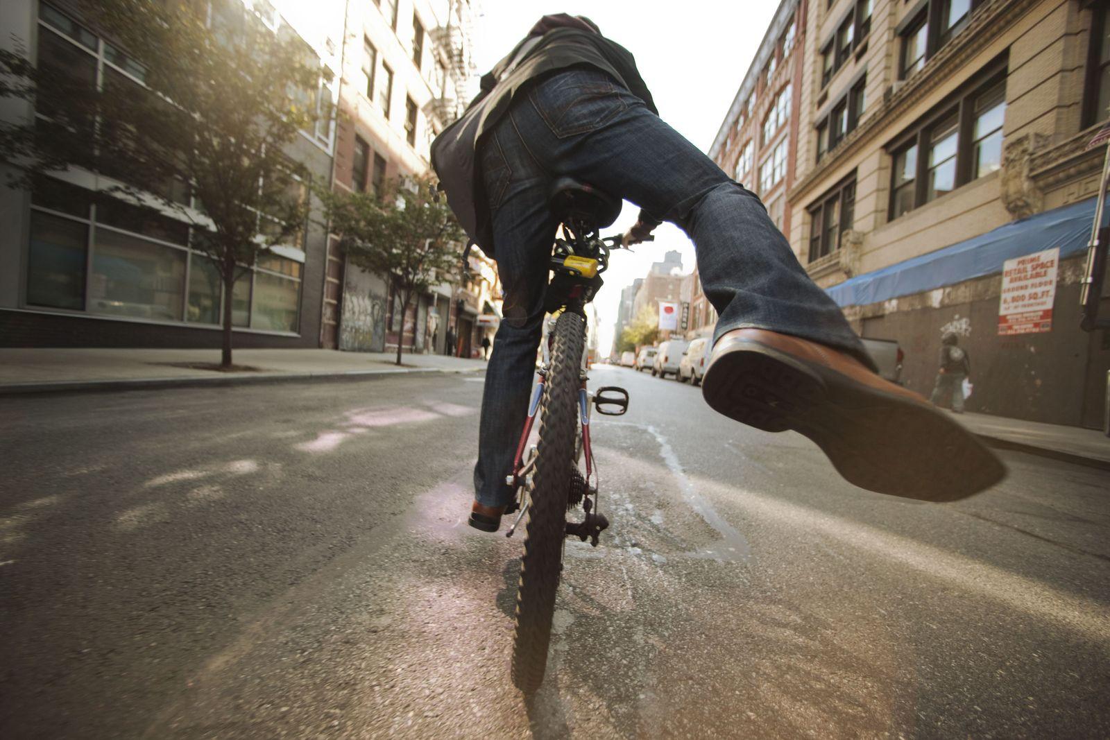 NICHT MEHR VERWENDEN! - New York / Fahrrad