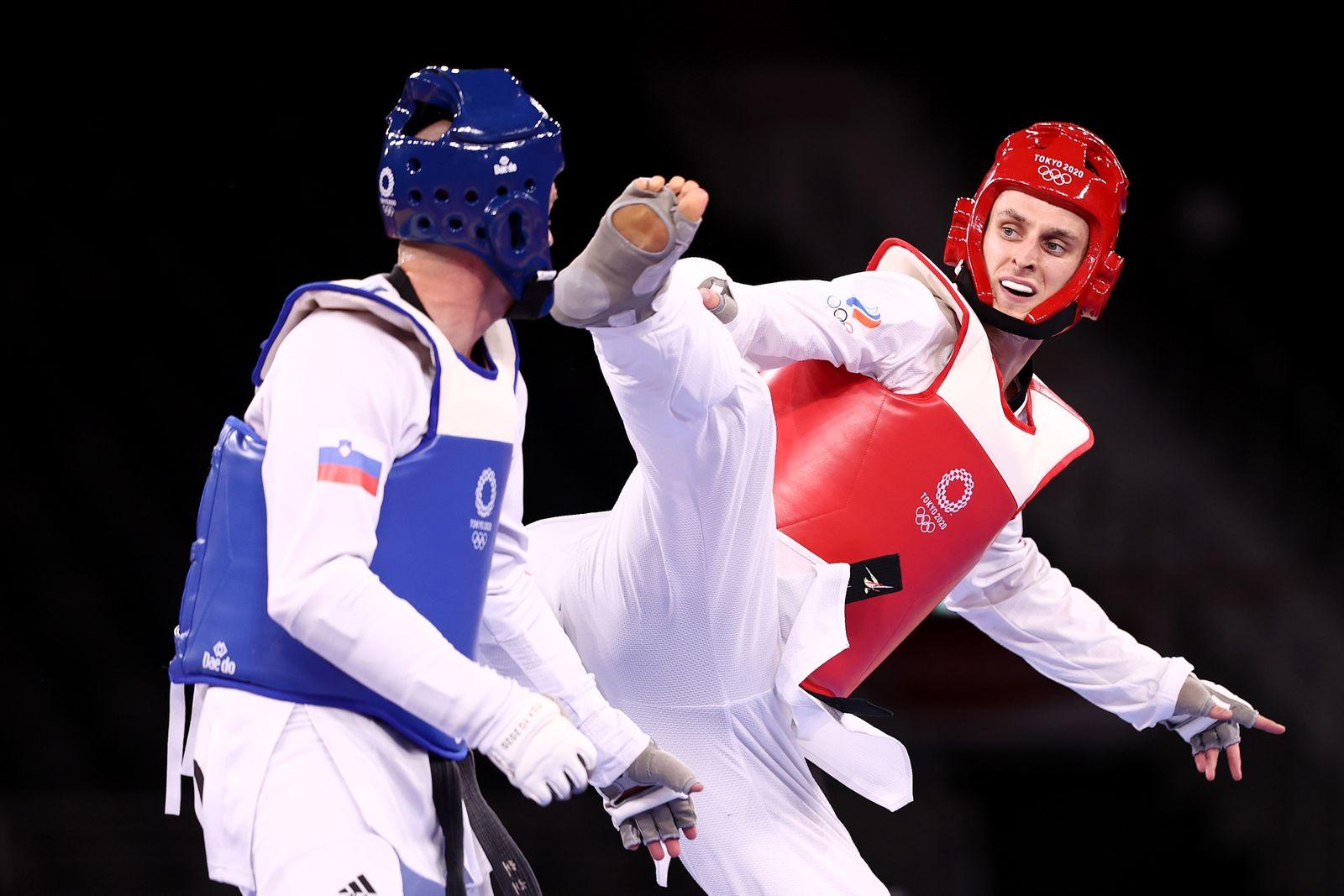 Taekwondo - Olympics: Day 4