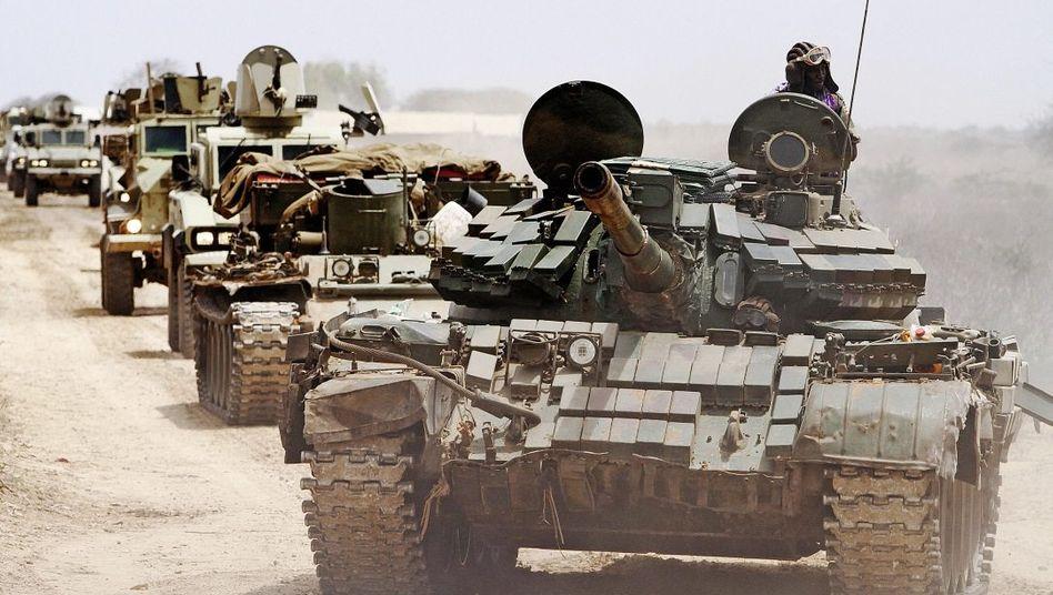Truppen der Afrikanischen Union in Somalia