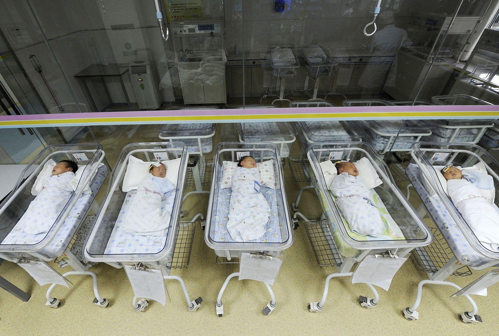 China/ Ein-Kind-Politik