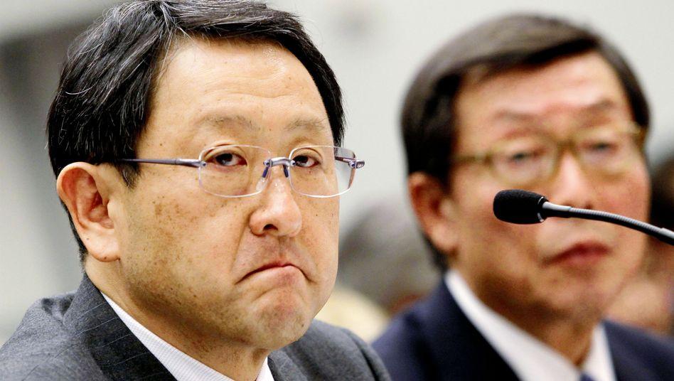 Rückruf-Desaster: Mr. Toyodas Kotau fällt flach