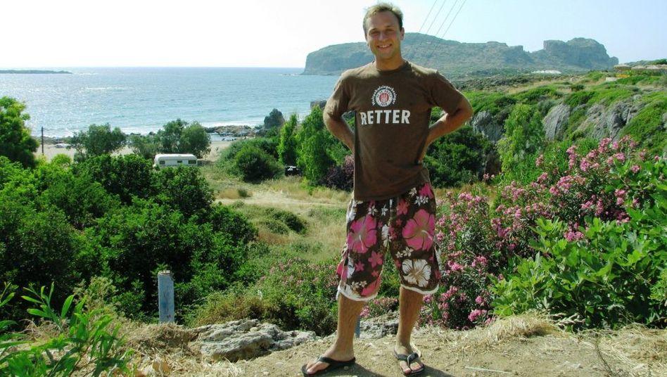 """Wadim S. während einer Kreta-Reise: """"Ich will einfach bei euch sein"""""""