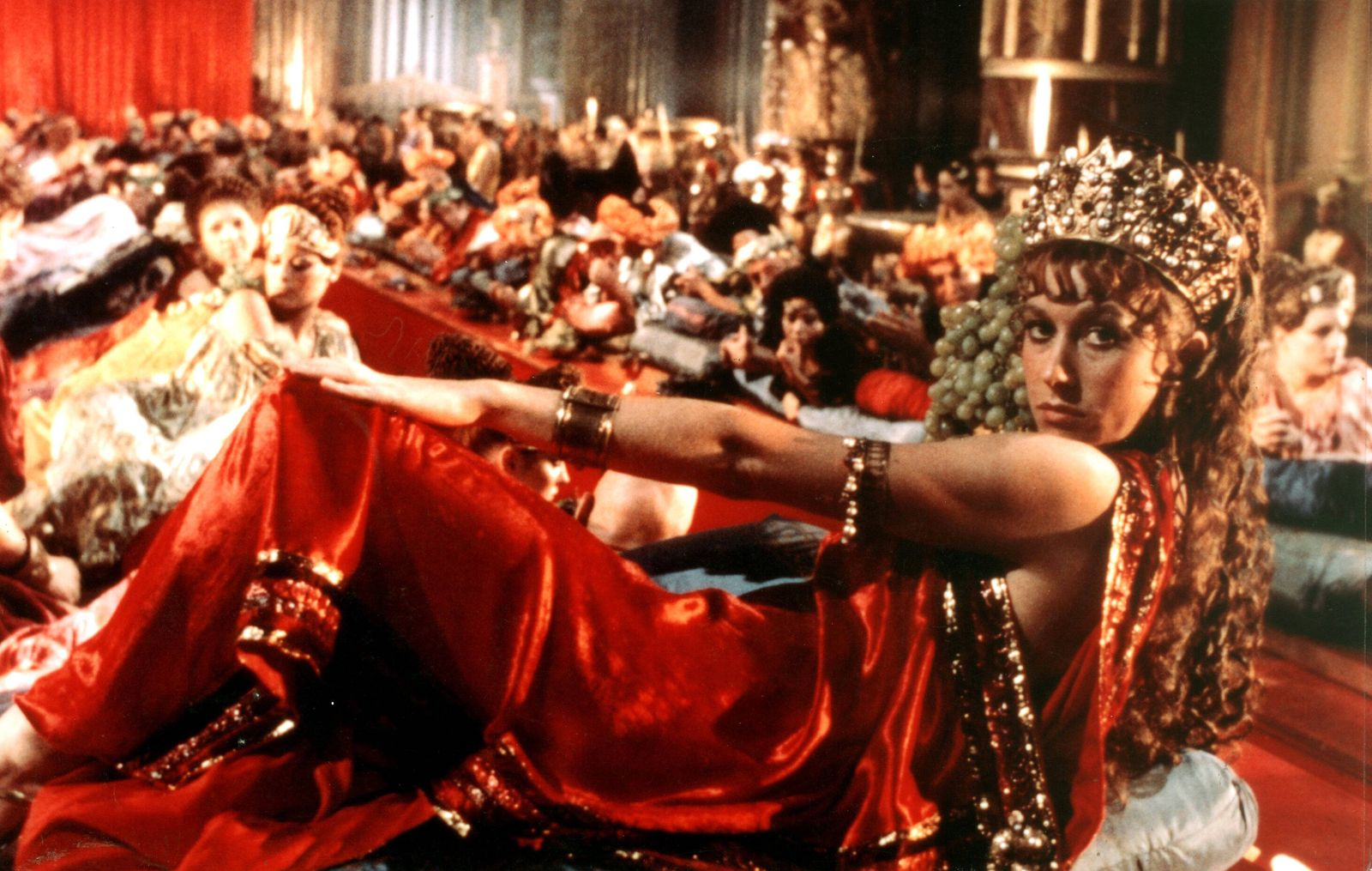 Helen Mirren Characters: Caesonia Film: Caligula (1975) Director: Tinto Brass & Bob Guccione 14 August 1979 PUBLICATION