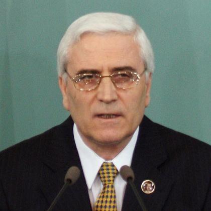 """Syriens Innenminister Bassam Abd al-Madschid, 57: """"Die Amerikaner und ihre Verbündeten, die den Irak besetzen, tragen die Hauptverantwortung"""""""