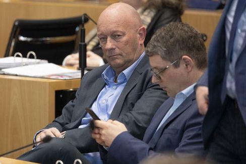 FDP-Politiker Kemmerich im Landtag