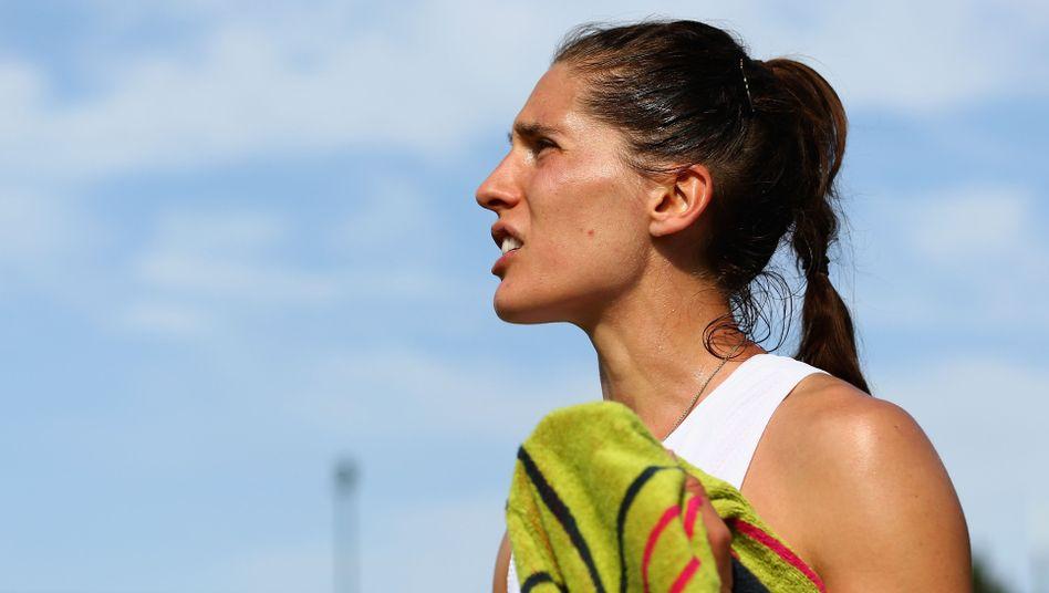 Andrea Petkovic: Nicht in der Runde der besten 16