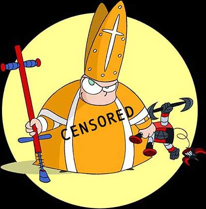 """Papst-Satire """"Popetown"""": MTV will auf Werbung verzichten"""