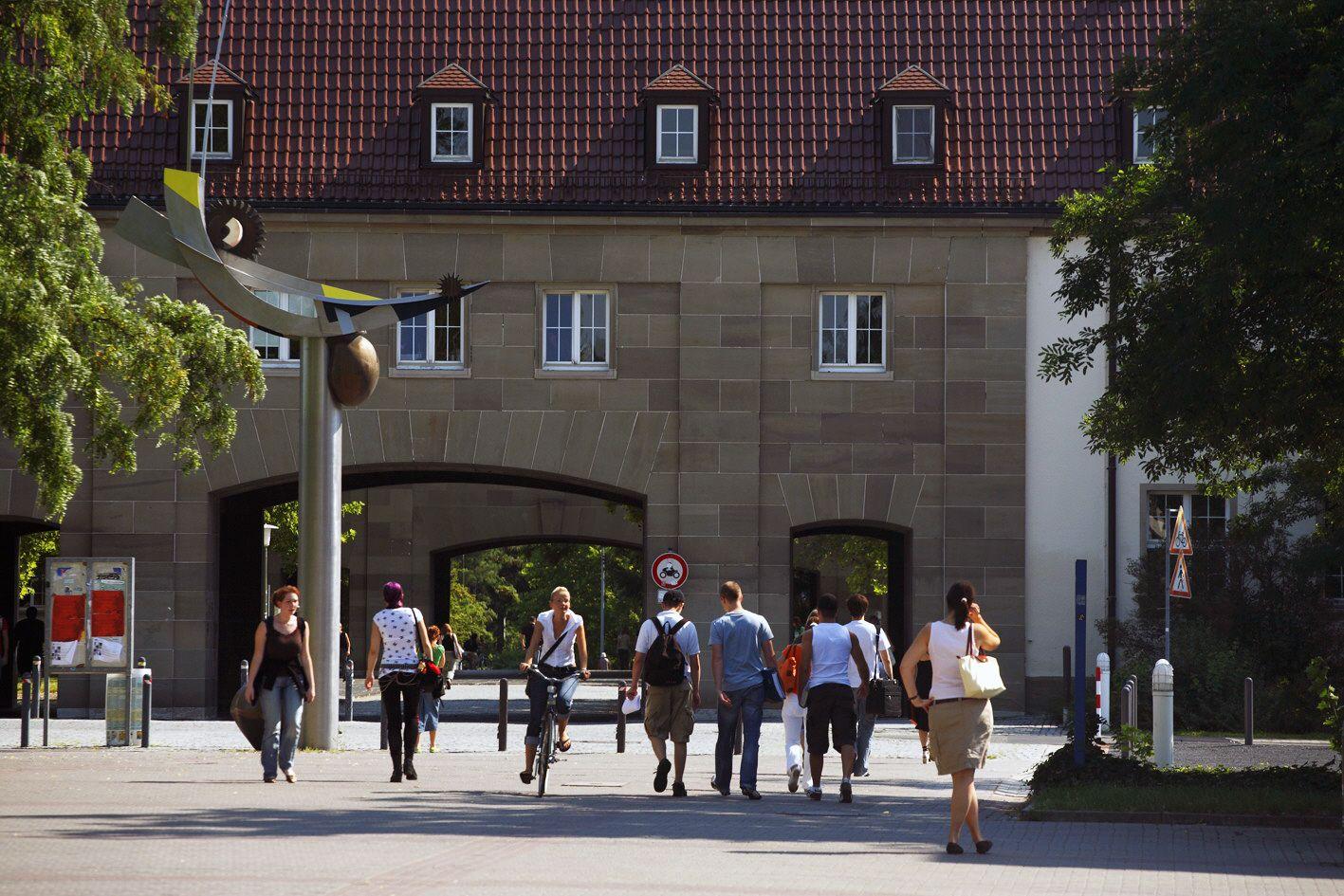 Uni / Universität Mainz / Johannes Gutenberg-Universität
