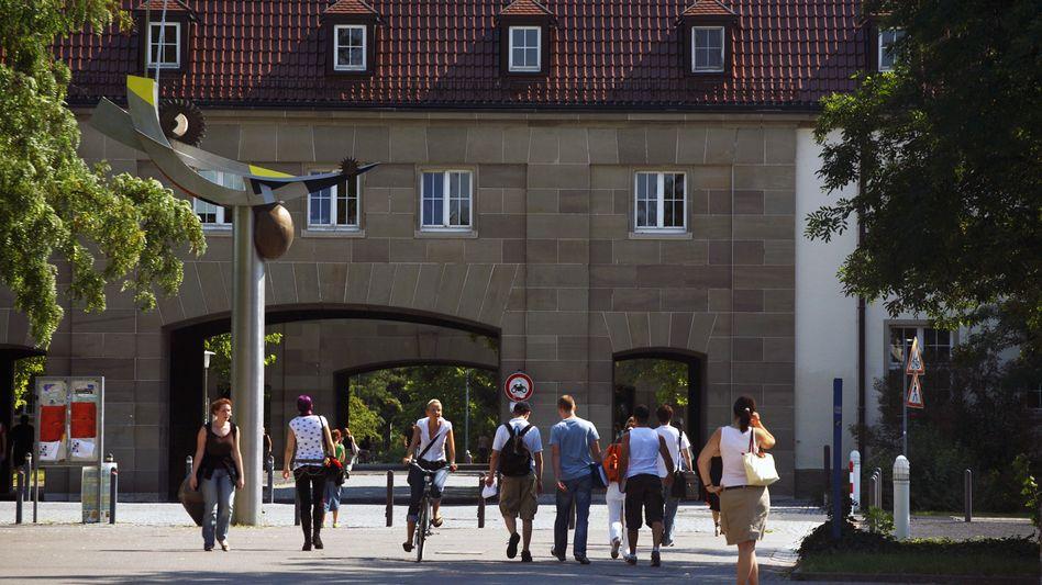 Johannes Gutenberg-Universität in Mainz