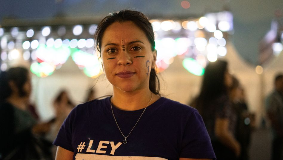 Olimpia Coral has insisted that digital violence be considered a crime in Mexico.