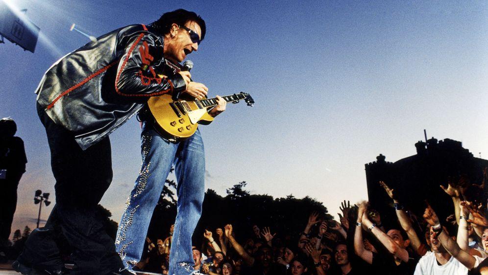 Radtour auf Rockband-Spuren: Wo U2 in Dublin zu sehen ist