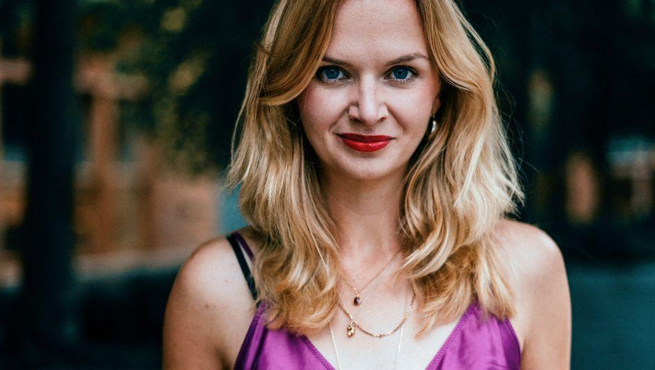 """Kristina Lunz: """"Es ist nicht in Ordnung, wie die Macht im Berliner Politikbetrieb verteilt ist"""""""