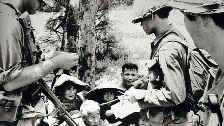 """Vietnamkrieg: """"Die GIs schossen weiter, überall war Blut"""" - das Massaker von My Lai"""