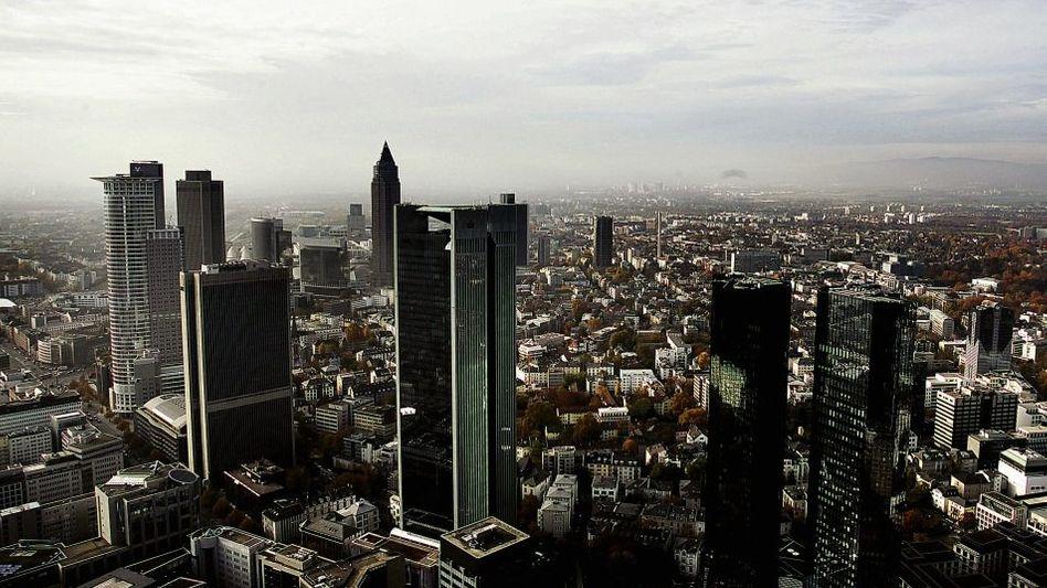 Bankenzentrum Frankfurt am Main