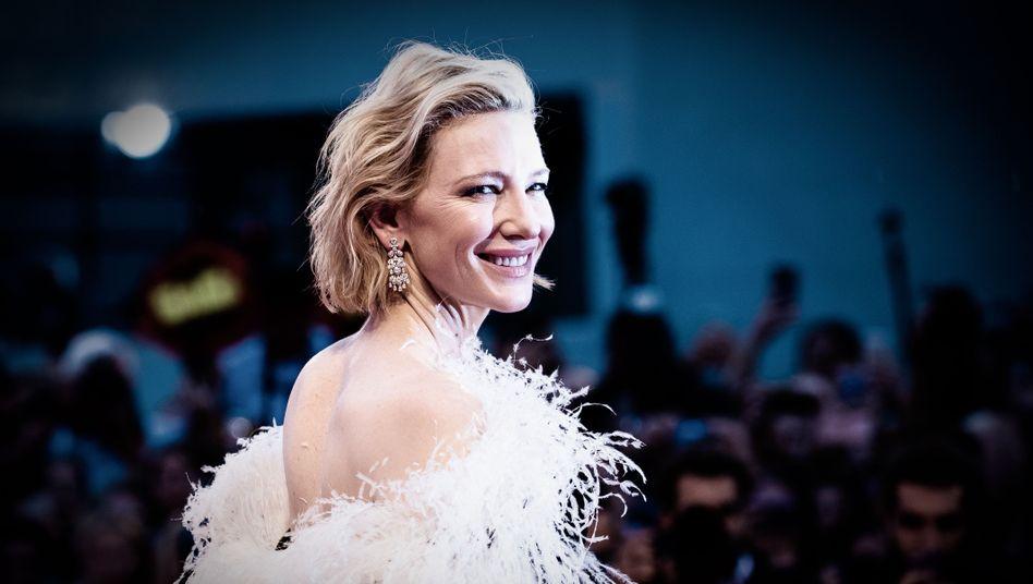 Schauspielerin Cate Blanchett