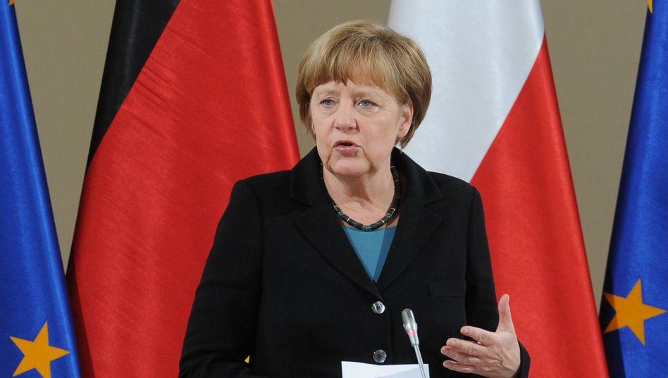 Merkel: Kanzlerin will vor NSA-Ausschuss aussagen