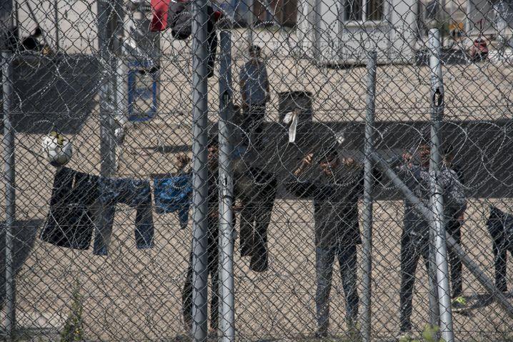 Flüchtlingslager Fylakio