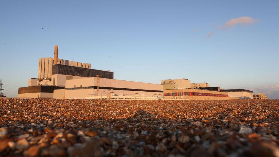 Kernkraftwerk Dungeness (Archivbild vom 17. November): Die Anlage kann 1,5 Millionen Haushalte mit Strom versorgen
