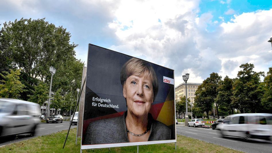 CDU-Wahlplakat