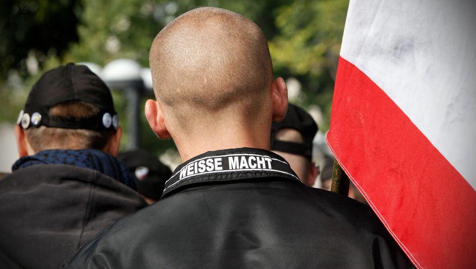 Neonazi in Berlin (Archivbild)