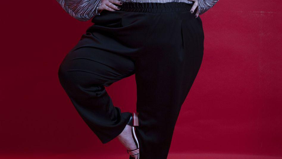 Sängerin Beth Ditto: Emanzipationsthema Körpergefühl