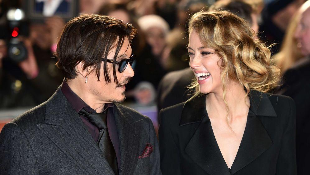 """Hochzeit: Johnny Depp sagt """"Ja"""" zu Amber Heard"""