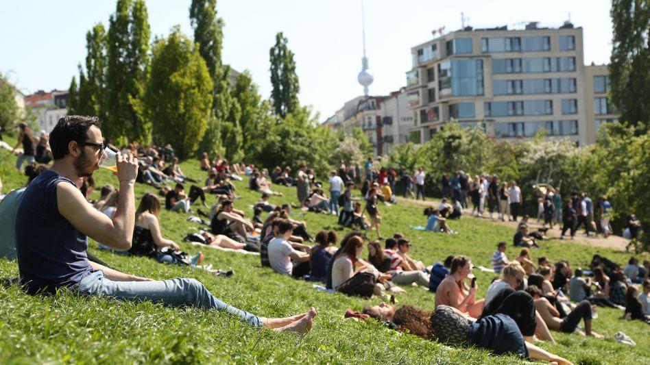 Park in Berlin