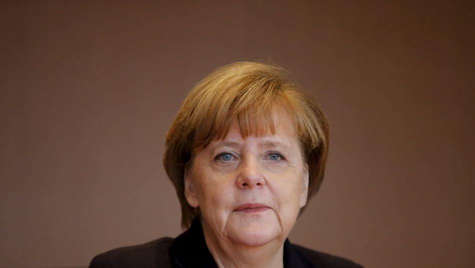 Kanzlerin Merkel: Absage aus Respekt vor den Toten von Bad Aibling