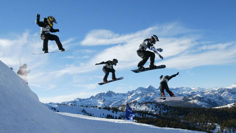 Snowboarden: Punkrock auf Brettern