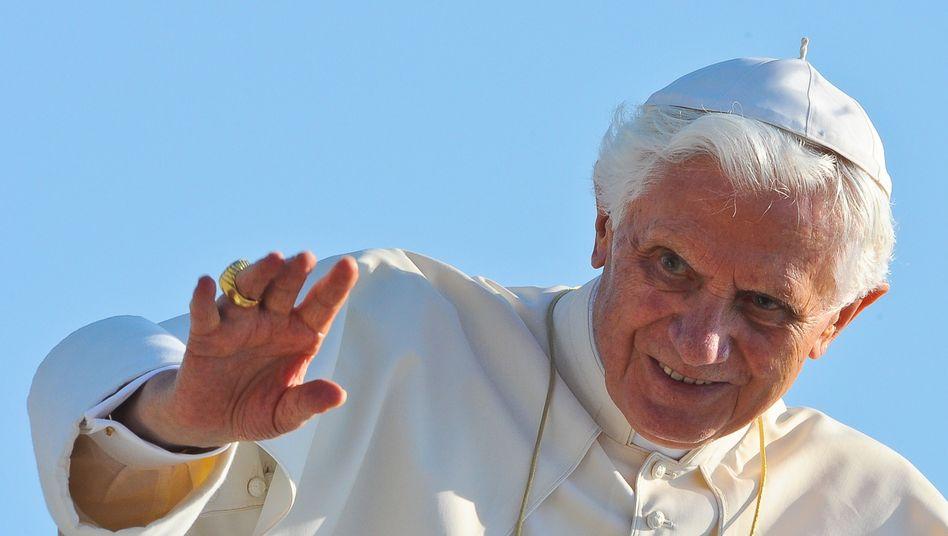 Benedikt XVI.in Deutschland: Papa kommt nach Hause
