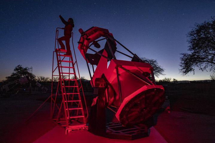 Sternegucken in San Pedro des Atacama