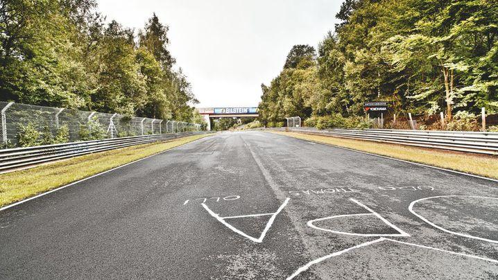 "Bildband ""Tracks - Nürburgring Nordschleife"": Vollgas, sprachlos!"